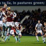 Burnley ja West Bromwich haluavat jatkaa voittojen tiellä