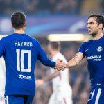 Espanjalaisen tähtipelaajan mukaan Chelsea pärjää tarvittaessa myös ilman Hazardia