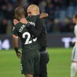 Fernandinhon mielestä Pep Guardiola on loistava johtaja
