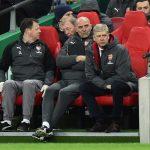 Wengerin mukaan Arsenal oli Cityä vastaan epäonnekas