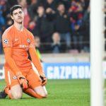 """Conten mielestä Chelsean putoaminen oli """"epäreilua"""" – Courtois nosti käden pystyyn virheen merkiksi"""
