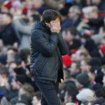 Conten mukaan Chelsealla ei ole enää varaa menettää pisteitä Valioliigassa