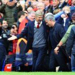"""Arsene Wenger ylistää Manchester Unitedia heidän eleestään """"Se oli todella tyylikästä"""""""
