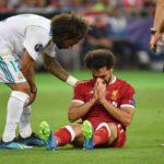 Mohamed Salahin MM-kisat vaarassa loukaantumisen johdosta