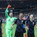 Kroatia eteni finaaliin Ranskan seuraksi