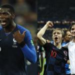 MM-finaalista tulossa mielenkiintoinen kohtaaminen Ranskan ja Kroatian välillä