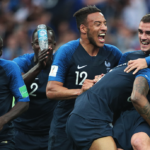 Ranska maailmanmestariksi maali-iloittelun päätteeksi