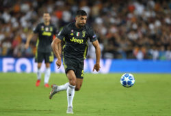 4.07722447 Emre Can of Juventus FC during the UEFA Champions League, Group H football match between Valencia CF and Juventus FC on September 19, 2018 at Mestalla stadium in Valencia, Spain - Photo Manuel Blondeau / AOP Press / DPPI  IBL