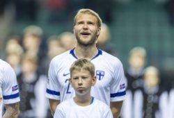 UEFA national league 2018/19, Estonia – Finland, 12.10.2018, Paulus Arajuuri Tallinn Estonia A. Le Coq Arena PUBLICATIONxNOTxINxESTxLATxLTU Copyright: xKarlixSaul/SCANPIXx