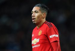 Manchester United ManU s Chris Smalling during the Premier League match at Old Trafford, Manchester. Picture date: 8th December 2018. Picture credit should read: Matt McNulty/Sportimage PUBLICATIONxNOTxINxUK SPI_119_MM_MANU_FUL.JPG
