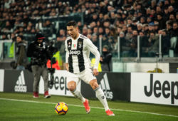 4.07848139 Cristiano Ronaldo of Juventus during the Serie A match Juventus vs Inter. Juventus won in 1-0 in Allianz Stadium in Turin, Italy, on December 7, 2018. (Photo by Alberto Gandolfo/Pacific Press/Sipa USA)  IBL