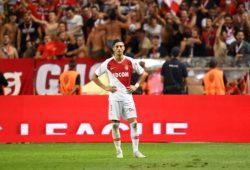 03 ANTONIO BARRECA (MONA) - DECEPTION FOOTBALL : Monaco vs Nimes - Ligue 1 Conforama - 21/09/2018 FEP/Panoramic PUBLICATIONxNOTxINxFRAxITAxBEL