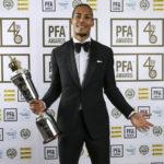 Pelaajat äänestivät Van Dijkin vuoden parhaaksi, toimittajat Sterlingin