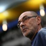 """Maurizio Sarri: """"Olisimme ansainneet voittaa"""""""
