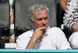 JOSE Mourinho during the Fever-Tree Tennis Championships Semi Finals 2019 at The Queen s Club, London, England on 22 June 2019. PUBLICATIONxNOTxINxUK Copyright: xAndyxRowlandx PMI-2876-0008