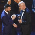 Lionel Messi valittiin Fifan vuoden pelaajaksi – kolme Liverpool-pelaajaa TOP5:ssä