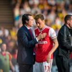 """Siirtohuhuissa pyörinyt Mesut Özil ei ole lähdössä Arsenalista – """"Olen täällä ainakin vuoteen 2021 asti"""""""