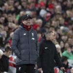 Liverpool saattaa joutua vetäytymään Englannin Liigacupista