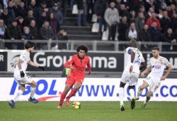 33 LAMINE DIABY FADIGA (NICE) FOOTBALL : Amiens vs Nice - Ligue 1 Conforama - 23/02/2019 AnthonyBIBARD/FEP/Panoramic PUBLICATIONxNOTxINxFRAxITAxBEL
