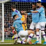 Man City vakuuttavaan voittoon Leicesteristä