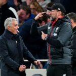 """Klopp: """"Meidän olisi pitänyt ratkaista ottelu aikaisemmin"""" – Mourinhon mielestä Liverpool oli onnekas voittaessaan ottelun"""