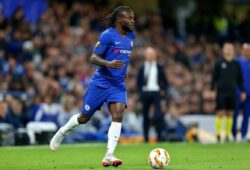 Mandatory Credit: Photo by Michael Zemanek/BPI/REX (9914867bq) Victor Moses of Chelsea Chelsea v  MOL Vidi, UEFA Europa League, Group L, Football, Stamford Brodge, London, UK - 04 Oct 2018