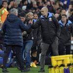 Tottenham kaatoi Man Cityn värikkäiden vaiheiden jälkeen – Mourinho ylisti pelaajiaan lehdistötilaisuudessa