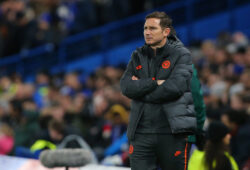 February 25, 2020, London, United Kingdom: ChelseaÕs head coach Frank Lampard during the UEFA Champions League match at Stamford Bridge, London. Picture date: 25th February 2020. Picture credit should read: Paul Terry/Sportimage.