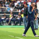 """Maurizio Sarri: """"Välit pelaajieni kanssa olivat koetuksella Chelseassa"""""""
