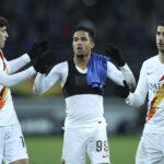 Kluivert Valioliigaan? Italialaislehti: Arsenal ja Roma neuvottelevat pelaajavaihtokaupasta