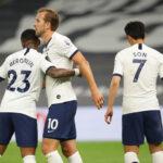 Harry Kane maalasi puolen vuoden tauon jälkeen Tottenhamin voittaessa West Hamin – Leicester menetti jälleen pisteitä
