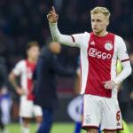 Manchester United suunnittelee kaappaavansa Ajaxin tähtipelaajan Real Madridin nenän edestä