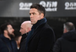 Wolverhampton Wanderers v Manchester City Premier League Michael Owen in attendance prior to the Premier League match at Molineux, Wolverhampton PUBLICATIONxNOTxINxUKxCHN Copyright: xMartynxHaworthx FIL-13993-0001
