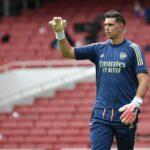 Emiliano Martinez tunteikkaana FA Cup -finaalin alla – ei kuitenkaan lähde nöyristelemään Wembleylle
