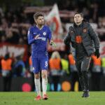 """Chelsean Jorginho lähtökuopissa – pelannut kuudessa viime pelissä yhteensä vain 11 minuuttia: """"En ymmärrä sitä"""""""