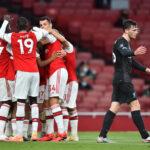 Van Dijk ja Alisson munasivat – Arsenal katkaisi Liverpoolin haaveet piste-ennätyksestä