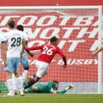 Manchester United jäi tasapeliin – West Hamin sarjapaikka varmistui