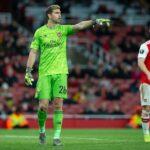 """Arsenal-vahti kehuu joukkueen trollattuja toppareita huippupelaajiksi: """"Tuntuu todella turvalliselta pelata heidän takanaan"""""""