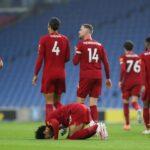 """Liverpoolin Mohamed Salahilla iso motivaatio loppukauteen – seuratoverit """"yrittävät tehdä kaikkensa"""" tavoitteen saavuttamiseksi"""