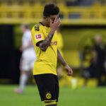 Dortmundin ja Jadon Sanchon tiet eroamassa? Laitahyökkääjää ei näkynyt saksalaisseuran kotipelipaidan julkistusvideolla
