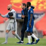 Chelsea Arsenalin seuraksi FA Cupin finaaliin – Man United kaatui näytöstyyliin