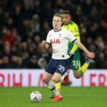 Norwich vahvisti keskikenttäänsä Tottenham-pelaajalla