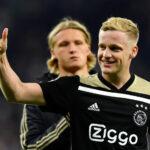 Vahvistus: Donny van de Beek siirtyy Manchester Unitediin pitkällä sopimuksella!