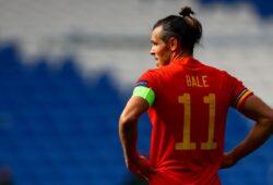 Mandatory Credit: Photo by Kieran McManus/BPI/Shutterstock (10767442cl) Gareth Bale of Wales Wales v Bulgaria, UEFA Nations League Group B4, International Football, Cardiff City Stadium, Cardiff, Wales, UK - 06 Sep 2020
