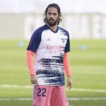 Mirror: Isco on kiinnostunut liittymään Rodriguezin ja Ancelottin seuraksi Evertoniin