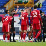 """Merseysiden derbyn jälkipyykki jatkuu – Everton-puolustajan Instagram-kuva sai Liverpool-fanit raivon partaalle: """"Häpeä ku*ipää"""""""