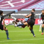 Man Cityn tahmea kaudenalku jatkuu – West Ham nappasi pisteen kotiareenalla
