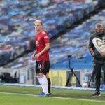 """Solskjaer selitteli Van De Beekin vähäistä peliaikaa – """"Kilpailutilanne on kova ja sopeutuminen vie aikaa"""""""