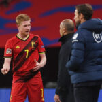 Kevin De Bruyne palasi Manchesteriin kesken maajoukkuekomennuksen – Belgian päävalmentajalta mystinen kommentti terveystilanteesta