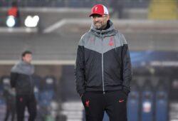 November 4, 2020, Lombardia, Italy: Foto IPP/Michele Maraviglia.Bergamo 03/11/2020.Calcio UEFA Champions League 2020/2021.Atalanta-Liverpool 0-5.nella foto Jurgen Klopp allenatore del Liverpool.